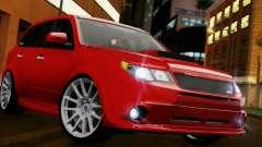 Subaru Forester RRT sport 2008