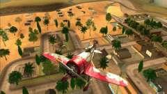 GeeBee typeZ para GTA San Andreas