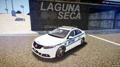 Honda Accord Type R NYPD (City Patrol 7605) ELS