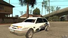 VAZ 2108 sintonizado para GTA San Andreas