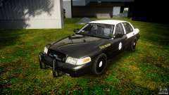 Ford Crown Victoria 2003 Florida CVPI [ELS] para GTA 4