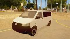 Volkswagen Transporter T5 Facelift 2011