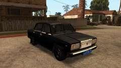 VAZ 21073 serviço para GTA San Andreas