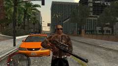 GTA IV HUD v1 by shama123