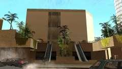 Novo centro de texturas Los Santos para GTA San Andreas