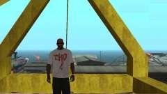 T-shirt WWE RKO para GTA San Andreas