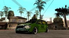 Volkswagen Touran The Hulk