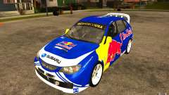 Novos vinis para Subaru Impreza WRX STi