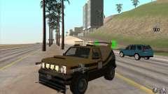 Máquina de carro-morte de morte para GTA San Andreas