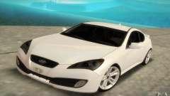 Hyundai Genesis 3.8 Coupe