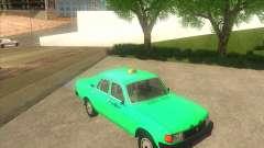 GAZ 31029 taxi