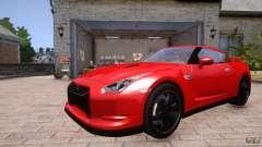 Nissan GTR R35 v1.0