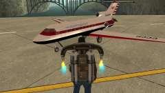 O avião Yak-40