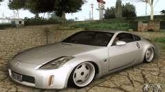 Nissan 350Z Stanceworks para GTA San Andreas