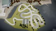 Edem Hill Drift Track