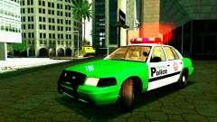 Ford Crown Victoria 2003 Police Interceptor VCPD para GTA San Andreas