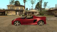 Lotus Elise from NFSMW para GTA San Andreas