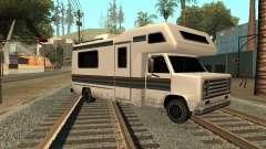 Casa sobre rodas para GTA San Andreas