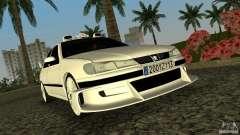 Peugeot 406 Taxi 2 para GTA Vice City