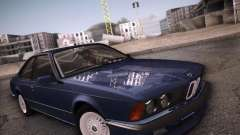 BMW E24 M635CSi 1984