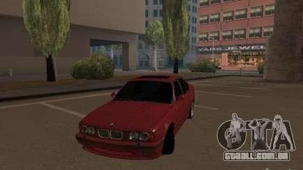 BMW E34 M5 para GTA San Andreas