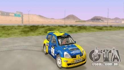 Renault Clio Super 1600 para GTA San Andreas