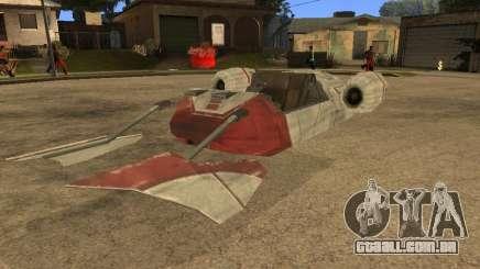 Bagagem de Star Wars para GTA San Andreas