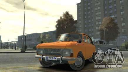 IZH 2125 Kombi para GTA 4
