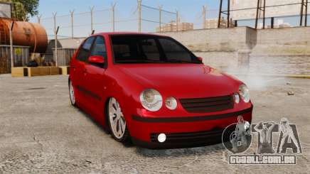 Volkswagen Polo Edit para GTA 4