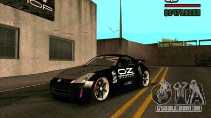 Nissan 350Z Pro Street para GTA San Andreas