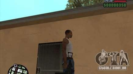 Ump 45 v 2.0 para GTA San Andreas