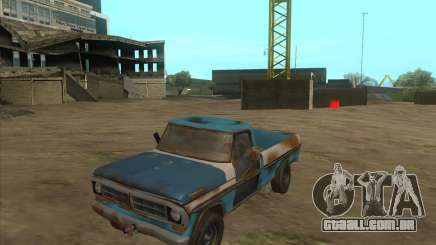 Ford F150 1978 old crate edition para GTA San Andreas