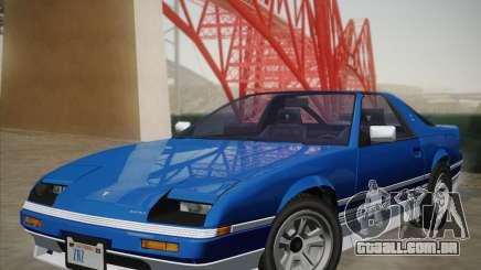GTA IV Ruiner v2 para GTA San Andreas