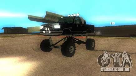 Ford F150 Off-Road para GTA San Andreas