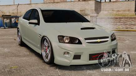 Chevrolet Lumina 2009 Mr. Bolleck Edition para GTA 4