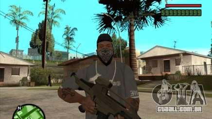 End Of Days: XM8 (HD) para GTA San Andreas