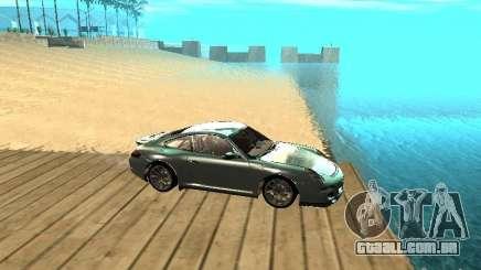 Porsche 997 GT3 RS para GTA San Andreas
