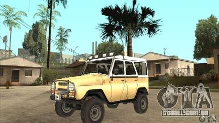 UAZ 31514 para GTA San Andreas