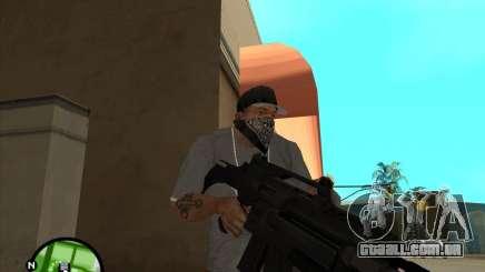 O Rifle de Ross para GTA San Andreas