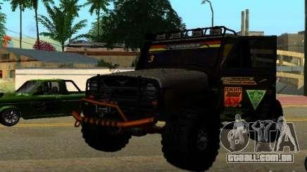 UAZ 469 JULGAMENTO para GTA San Andreas