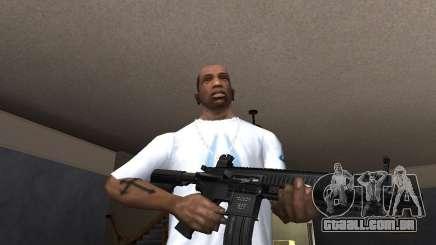 HK 416 para GTA San Andreas