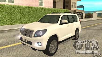 Toyota Land Cruiser Prado 150 para GTA San Andreas