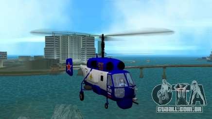 Ka-27 para GTA Vice City