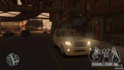 Ford Escape 2011 para GTA 4