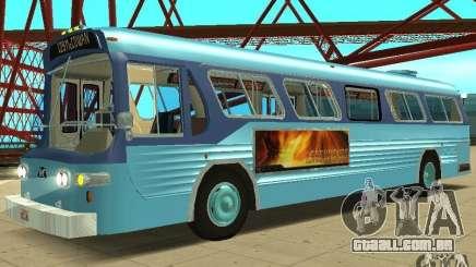 GMC Fishbowl City Bus 1976 para GTA San Andreas