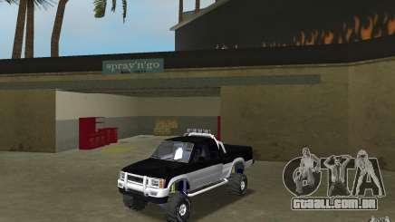 Toyota Hilux Surf para GTA Vice City