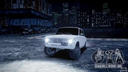 VAZ 2101 Avtosh estilo para GTA 4