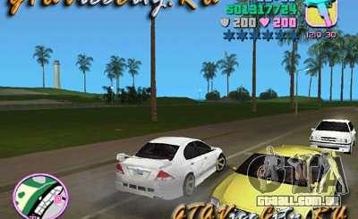 Ford TS50 v. 1.0 para GTA Vice City