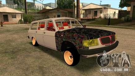 GAZ Volga 310221 para GTA San Andreas