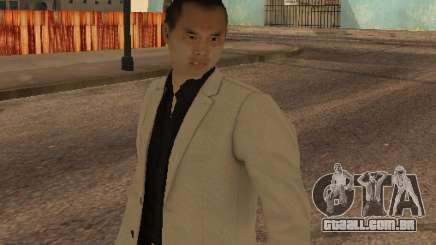 Red Dragon Clan Yakuza para GTA San Andreas